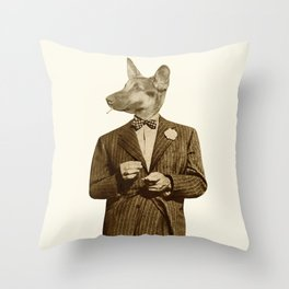 Play it Cool, Play it Cool Throw Pillow