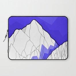 The Deep Blue Hills Laptop Sleeve