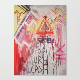 culture4cash Canvas Print