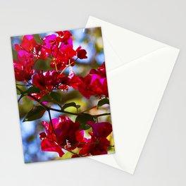 Bougainvillea I Stationery Cards