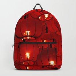 Red Lanterns Backpack