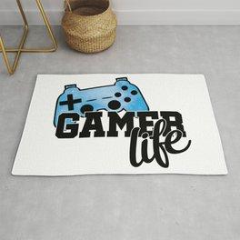 Gamer life Rug