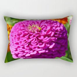 Summer Bloom Rectangular Pillow