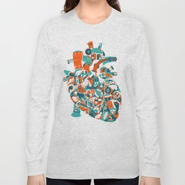 Music in your heart? Long Sleeve T-shirt