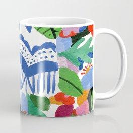 Abstract Flower Bouquet Coffee Mug