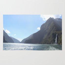 Milford Sound - Fiordland - New Zealand Rug
