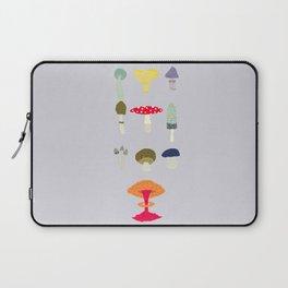 Mushrooms Laptop Sleeve