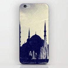 Blue Istanbul iPhone & iPod Skin