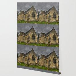 12th Century Church, England Wallpaper