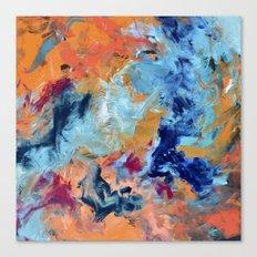 The Colour of Sound No. 1 Canvas Print