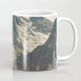 Yosemite Valley Waterfall Coffee Mug