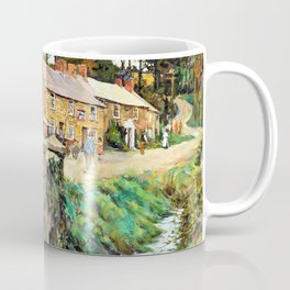 The old Bridge of Relebbus - Stanhope Alexander Forbes Coffee Mug