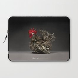 Chic!ken - Frizzle Chabo Laptop Sleeve