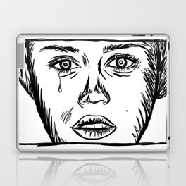 Miley C. Laptop & iPad Skin