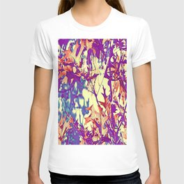Autumn Hippy- Style T-shirt