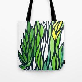 Nature's Texture Tote Bag