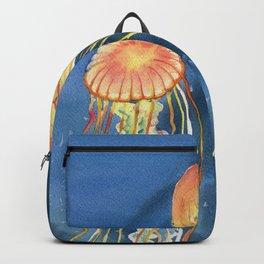 Dancing of Jellyfish Backpack