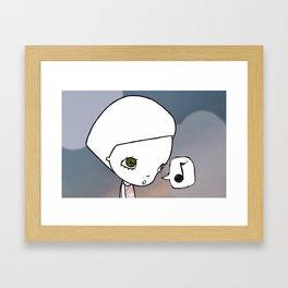 Gone Fishing (1) Framed Art Print