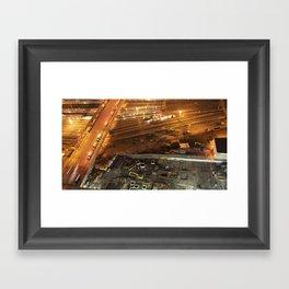 The Dig Framed Art Print