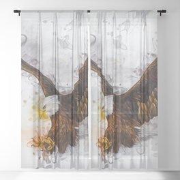Eagle Sheer Curtain