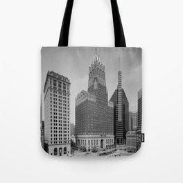 Light Street, Baltimore Tote Bag