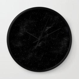 Deep Field Wall Clock