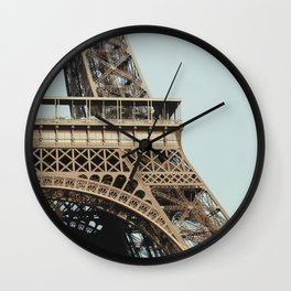Eiffel No.2 Wall Clock