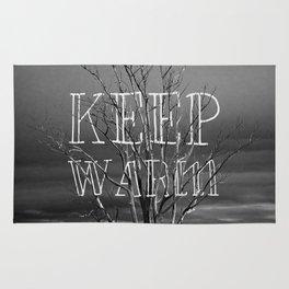 Keep Warm Rug