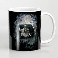 vader Mugs featuring Vader by Sirenphotos