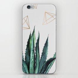 Agave Geometry #society6 #decor #buyart iPhone Skin