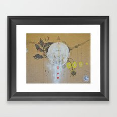 twince Framed Art Print