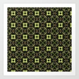 Pattern 9 Art Print