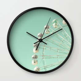 Magic Wheel Wall Clock