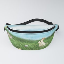 Easter Prairie 1a Fanny Pack