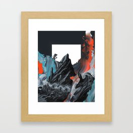 Stalemate Framed Art Print