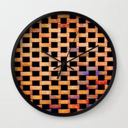 Foundationalism Wall Clock