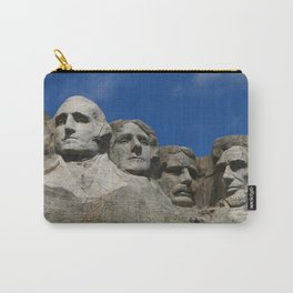 Four Former U S Presidents Carry-All Pouch