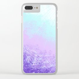Mesmer'd Spring Clear iPhone Case