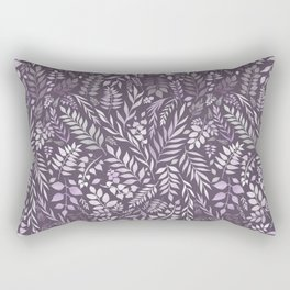 Lavender (Essential Oil Collection) Rectangular Pillow
