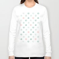 insects Long Sleeve T-shirts featuring Insects Flight by Julia Kisselmann