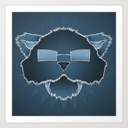 cat starr Art Print