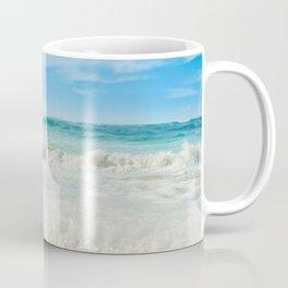 Aloha Kapukaulua Beach Coffee Mug