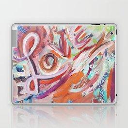 Love Grafitti Laptop & iPad Skin