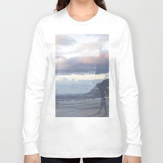 Into the Wave Long Sleeve T-shirt