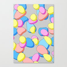 Stacking Candy Canvas Print