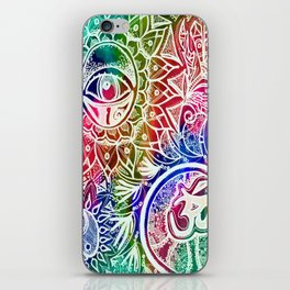Serenity Redefined iPhone Skin