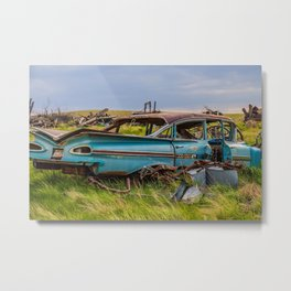 Rusty Impala Metal Print