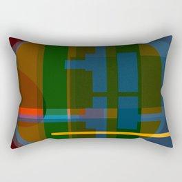 Color System  Rectangular Pillow