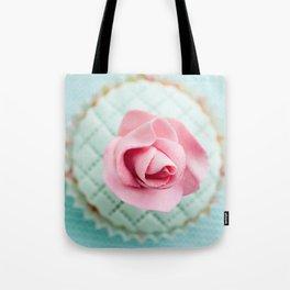 Decorated cupcake Tote Bag