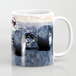 Jim Clark, Lotus Coffee Mug